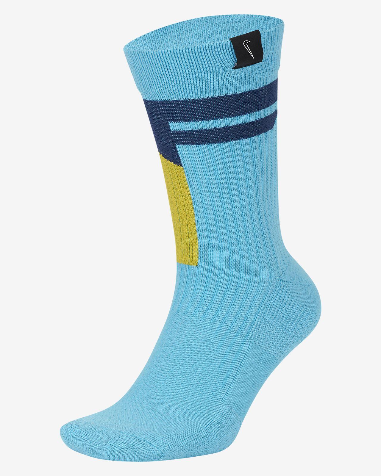 Nike SNEAKR SOX Basketball Crew Socks