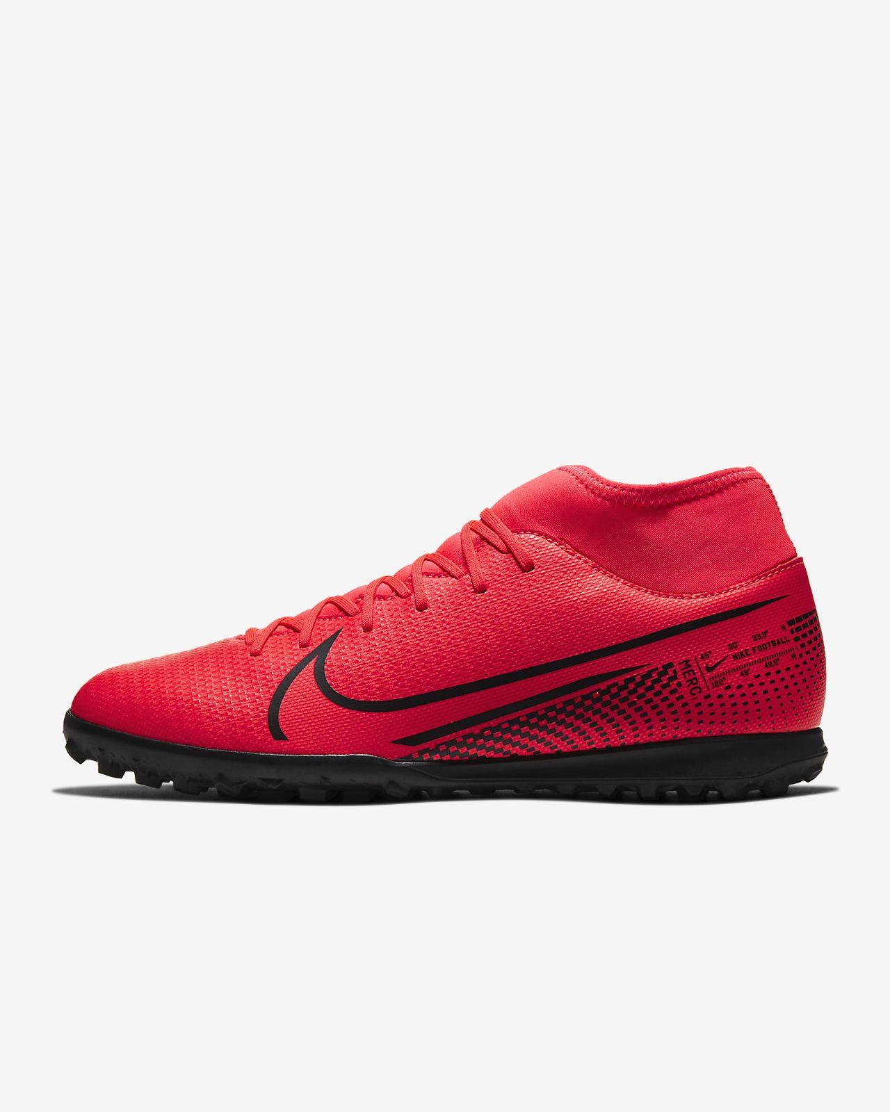 รองเท้าฟุตบอลสำหรับพื้นหญ้าเทียม Nike Mercurial Superfly 7 Club TF