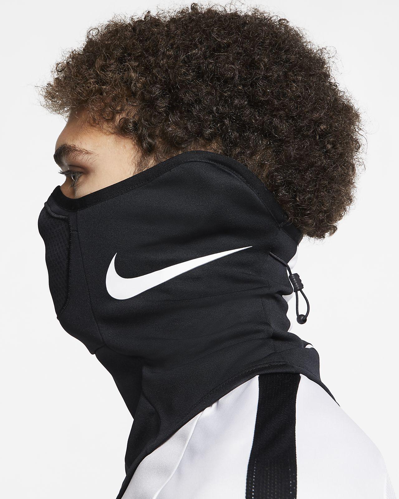 nike fleece neck warmer junior
