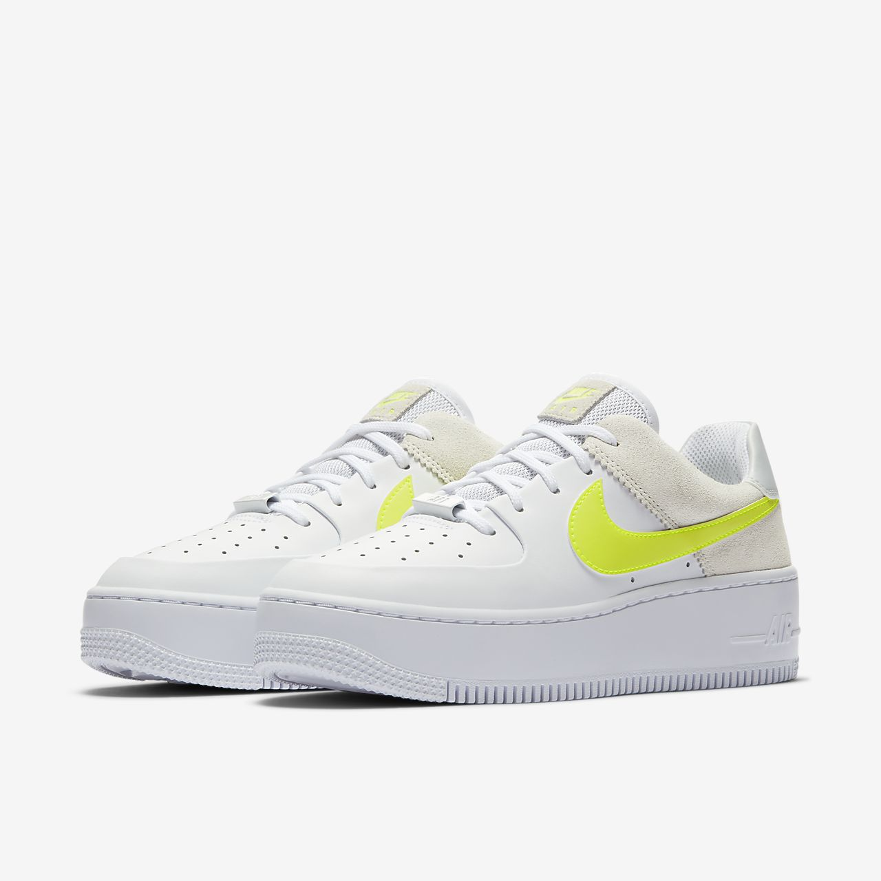 nike air force 1 flyknit low femme
