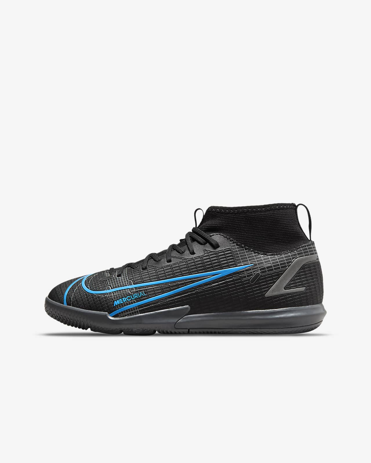 Nike Jr. Mercurial Superfly 8 Academy IC Indoor/Court Football Shoes