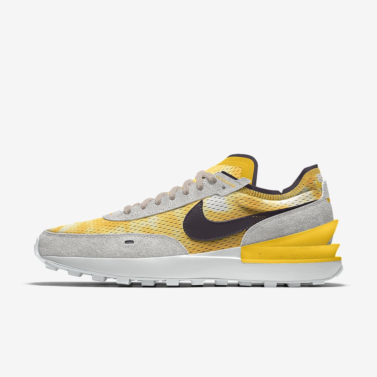 Nike Waffle 1 By You Custom Men's Shoe