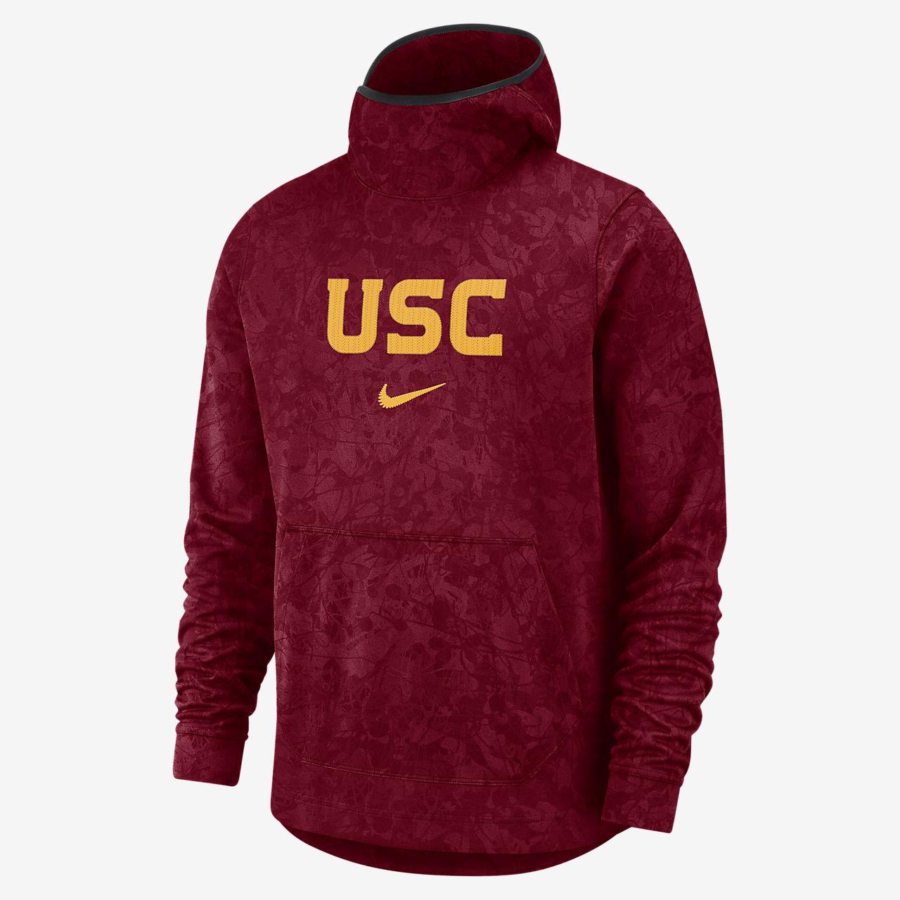 Nike College Dri-FIT Spotlight (USC) Men's Pullover Basketball Hoodie