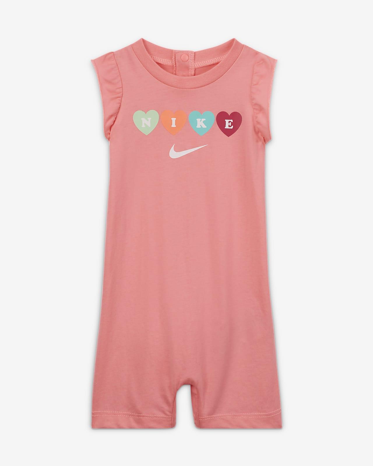 Nike-buksedragt til babyer (0-9M)