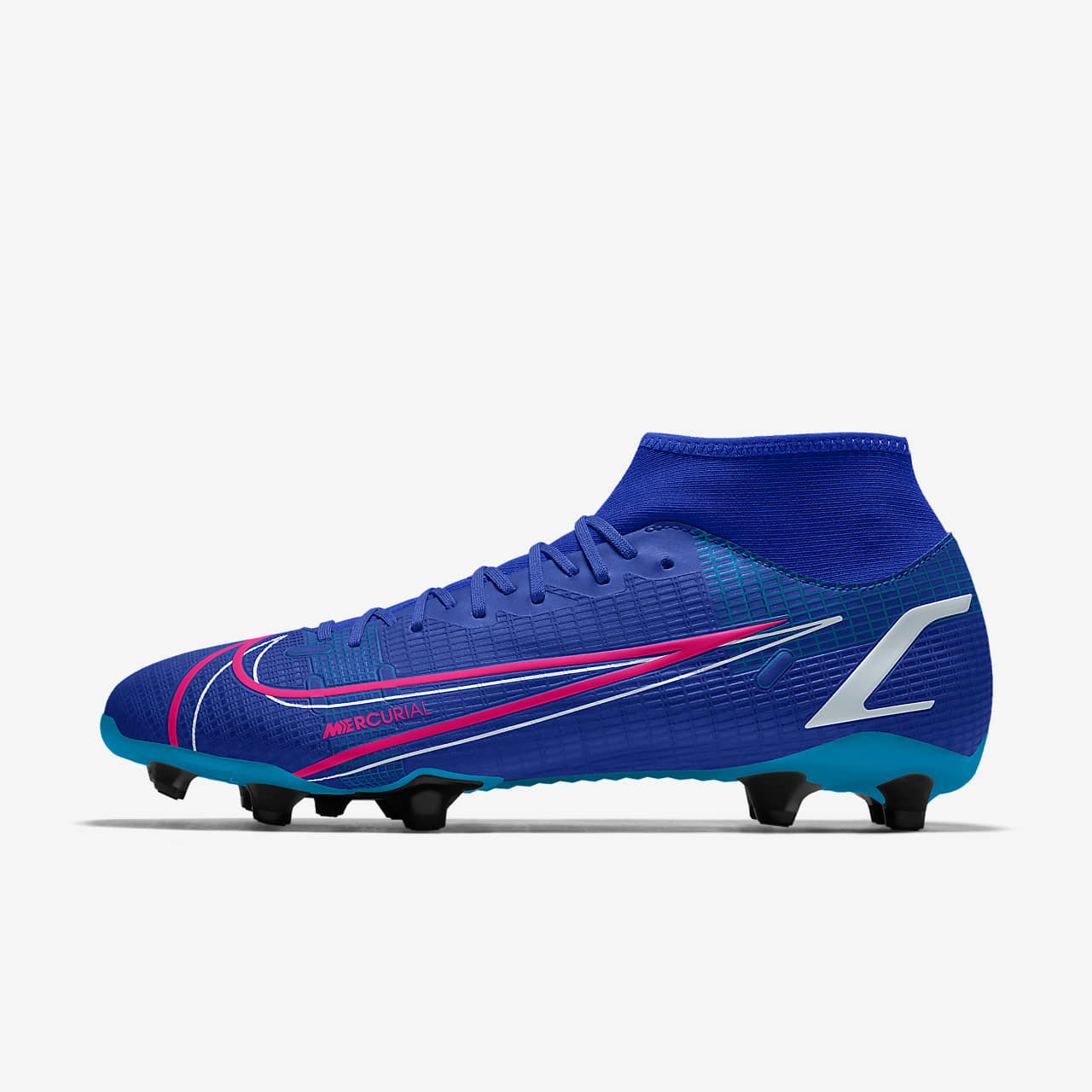 Nike Mercurial Superfly 8 Academy By You 專屬訂製足球釘鞋