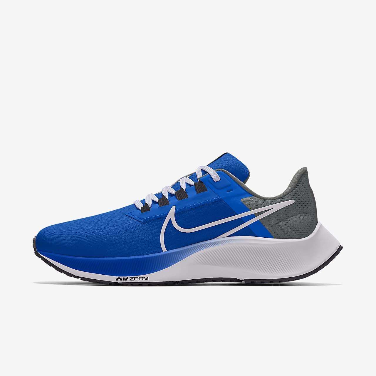Nike Air Zoom Pegasus 38 By You 专属定制男子跑步鞋