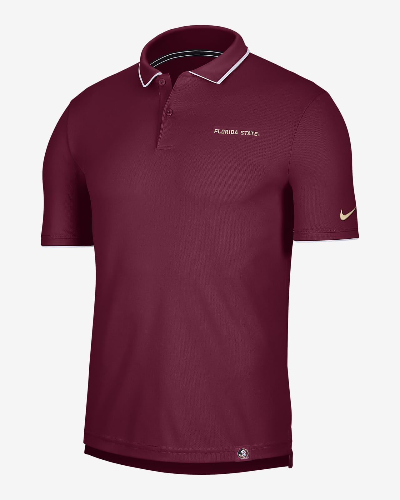 Nike College Dri-FIT (Florida State) Men's UV Polo