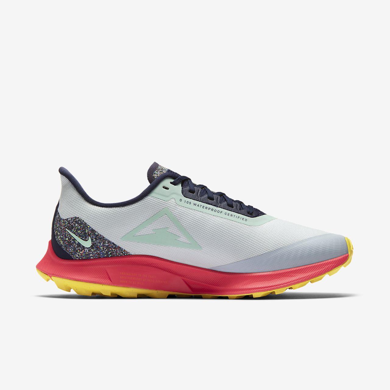 Nike Air Zoom Pegasus 36 Trail GORE-TEX Trailrunningschoen voor dames