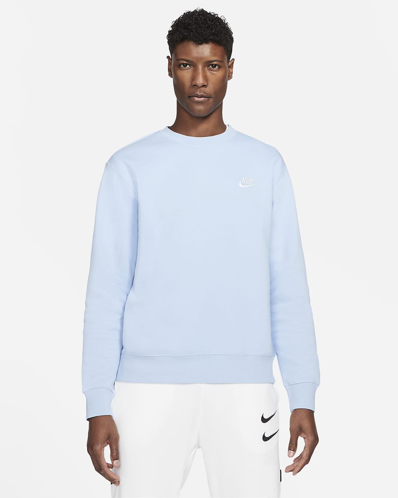 Maglia a girocollo Nike Sportswear Club Fleece