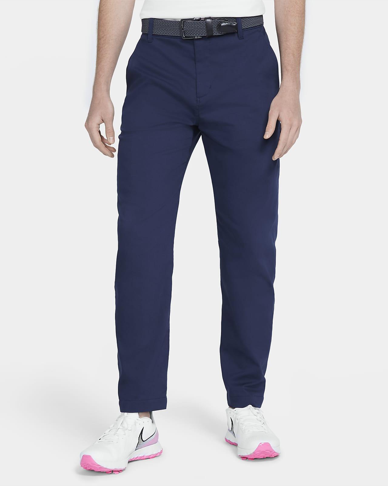Мужские брюки чинос со стандартной посадкой для гольфа Nike Dri-FIT UV