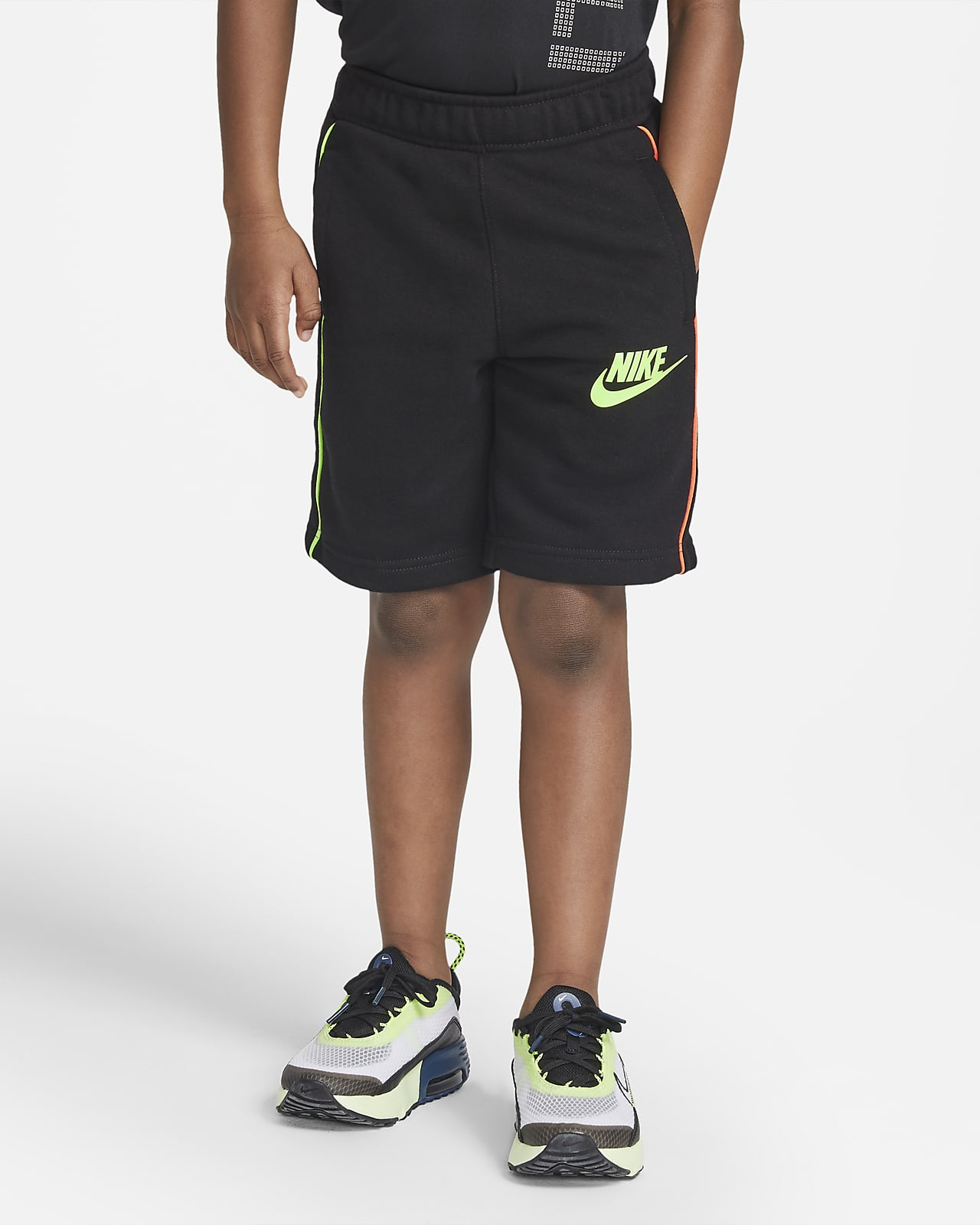 Nike Little Kids' French Terry Shorts