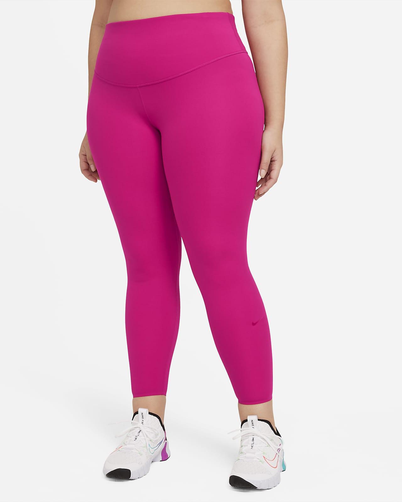 Nike One Luxe Women's Mid-Rise 7/8 Leggings (Plus Size)