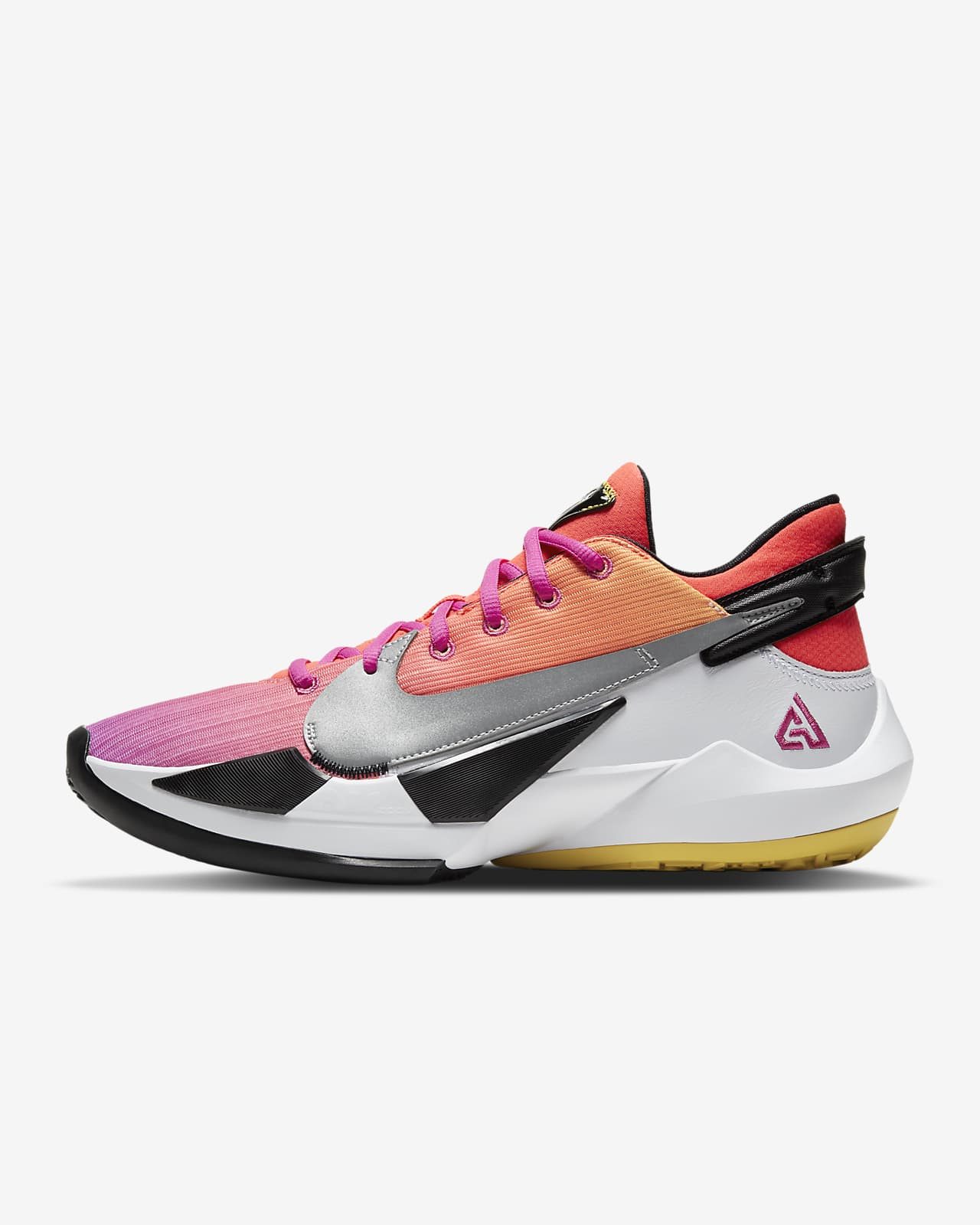 รองเท้าบาสเก็ตบอล Zoom Freak 2