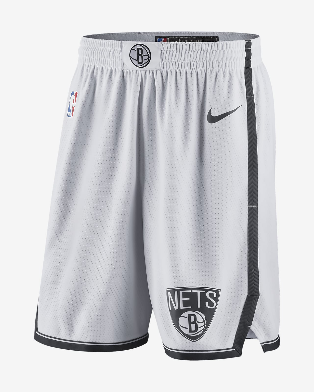 Brooklyn Nets Nike NBA Swingman férfi rövidnadrág