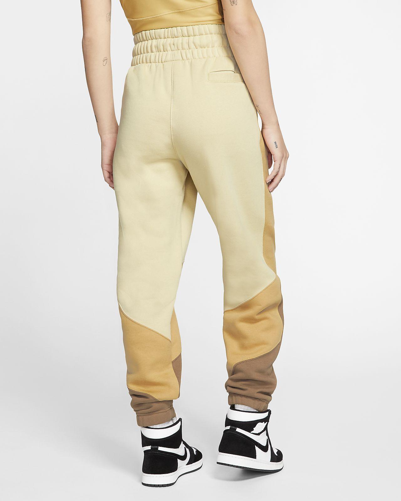 Damskie spodnie z dzianiny Jordan