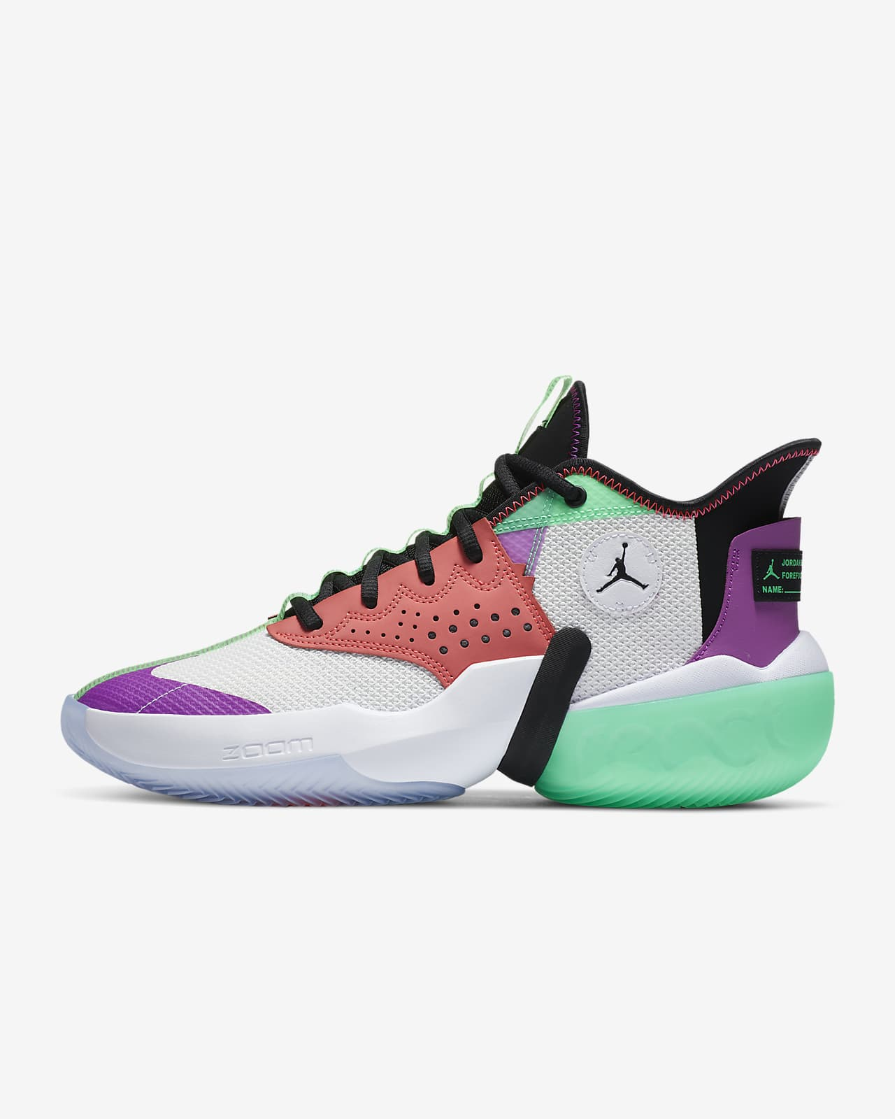 Basketsko Jordan React Elevation för män