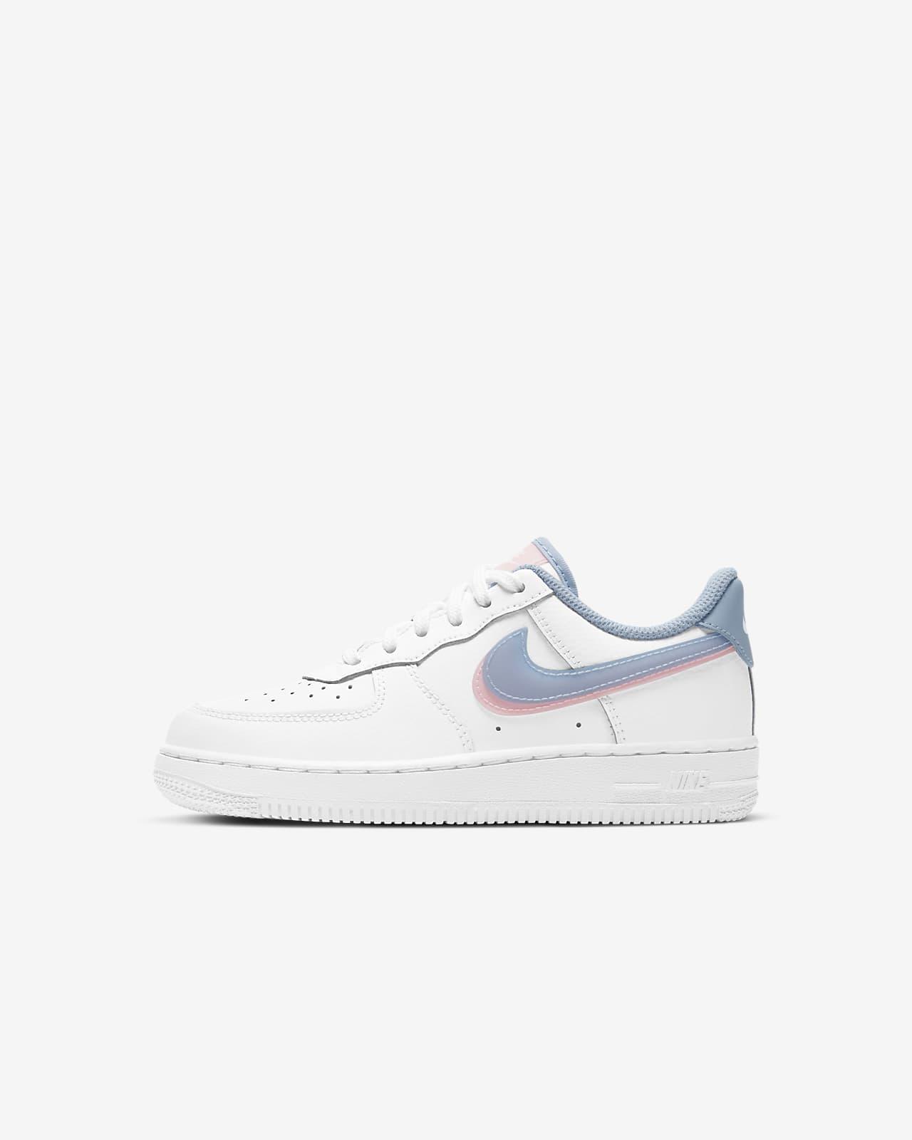 Nike Force 1 LV8 (PS) 幼童运动童鞋