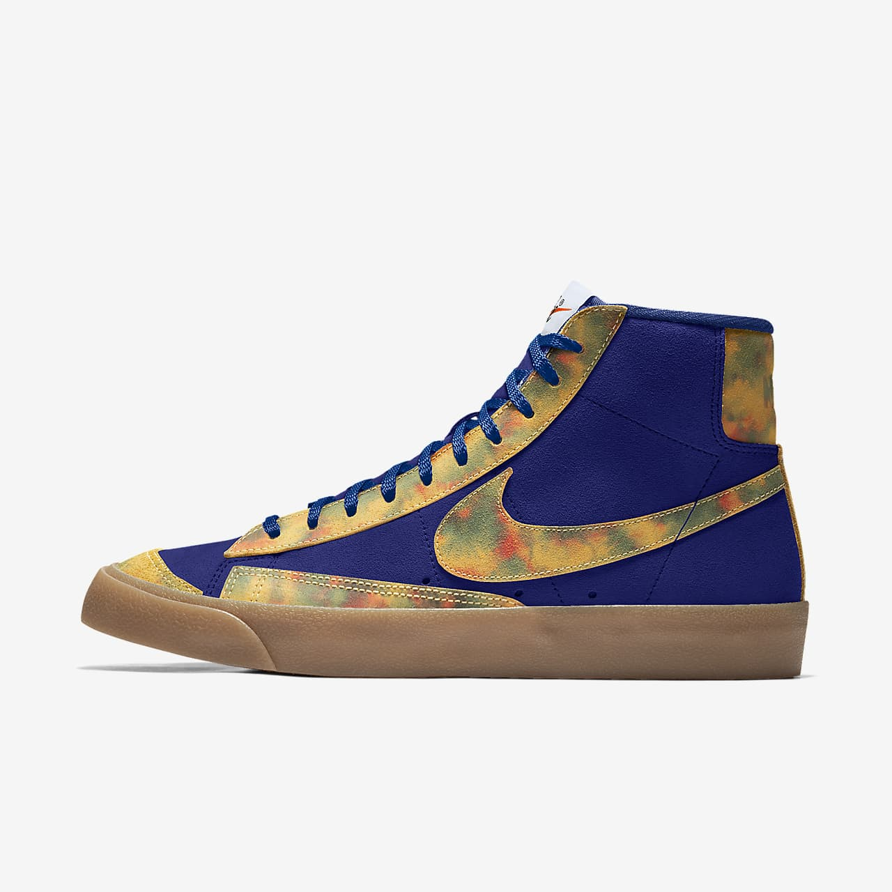 Nike Blazer Mid '77 By You Custom Women's Shoe