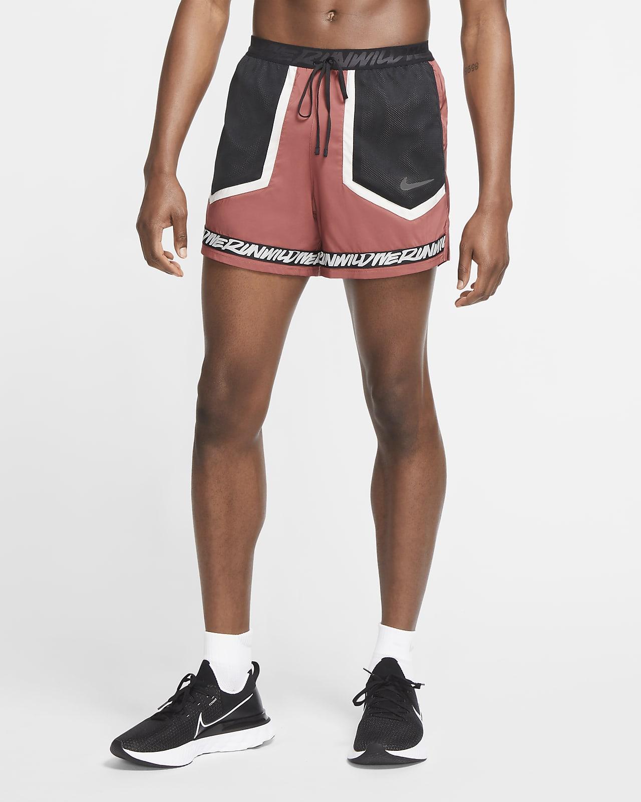 Nike Flex Stride Wild Run Pantalón corto de running con slip - Hombre