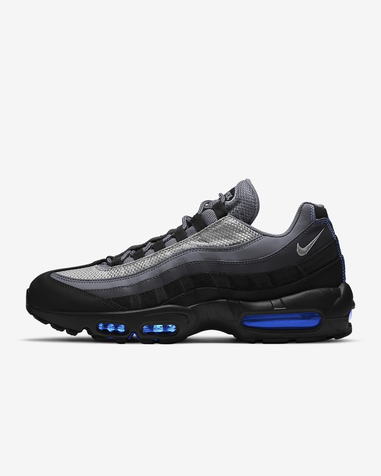 Acheter Chaussures Nike Air Max 95 Triple Noir Paris