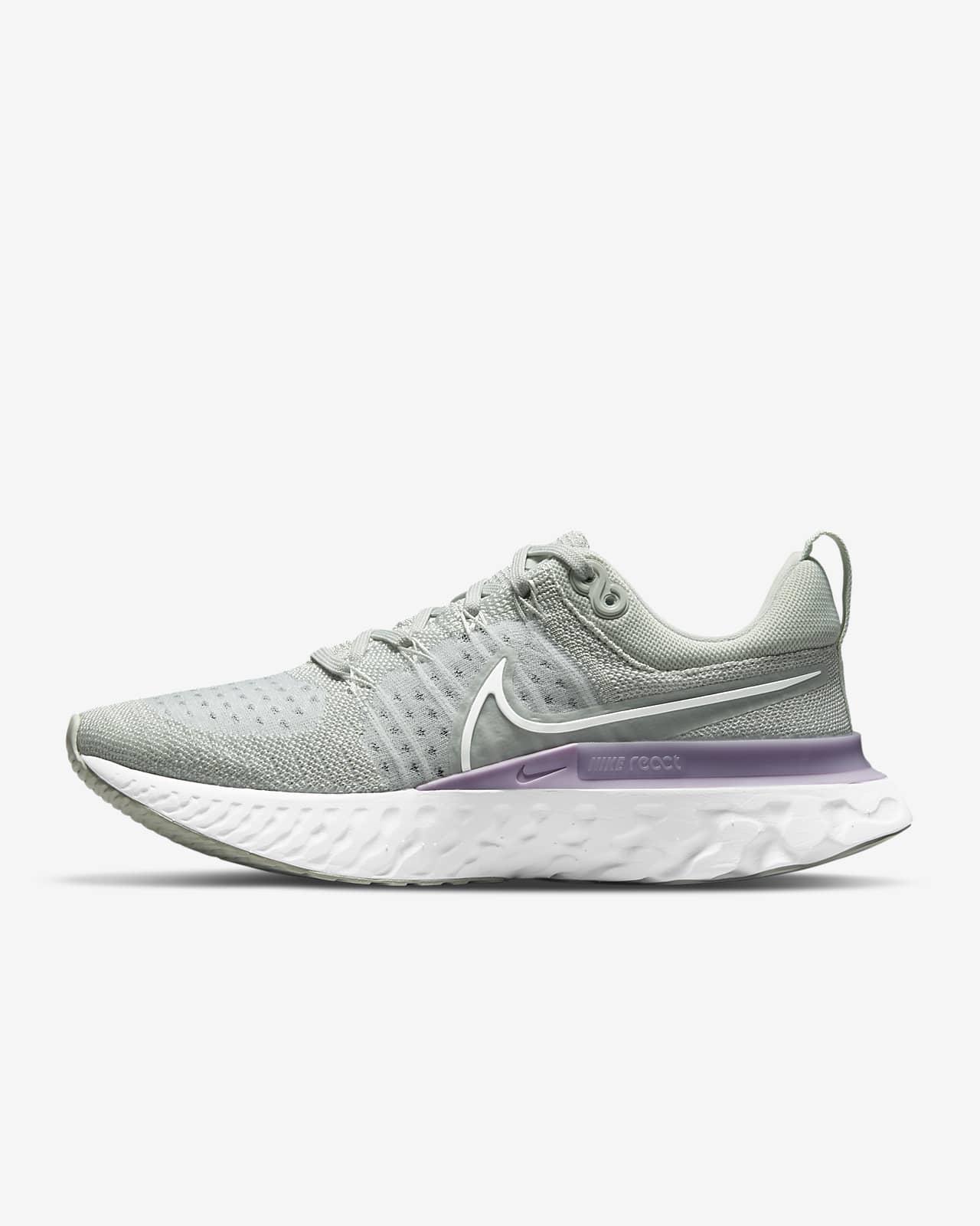 รองเท้าวิ่งผู้หญิง Nike React Infinity Run Flyknit 2