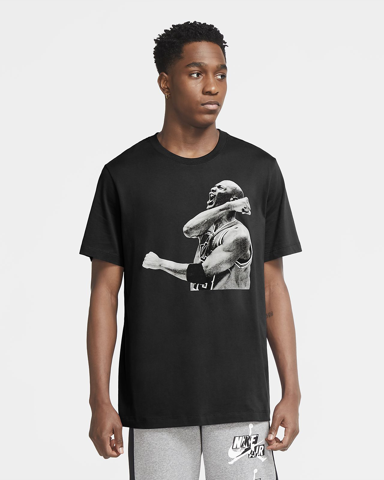 Jordan Photo Men's Short-Sleeve Crew