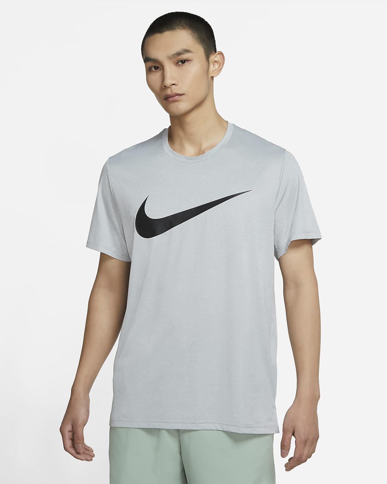 Nike Pro Dri-FIT 男子短袖印花训练上衣