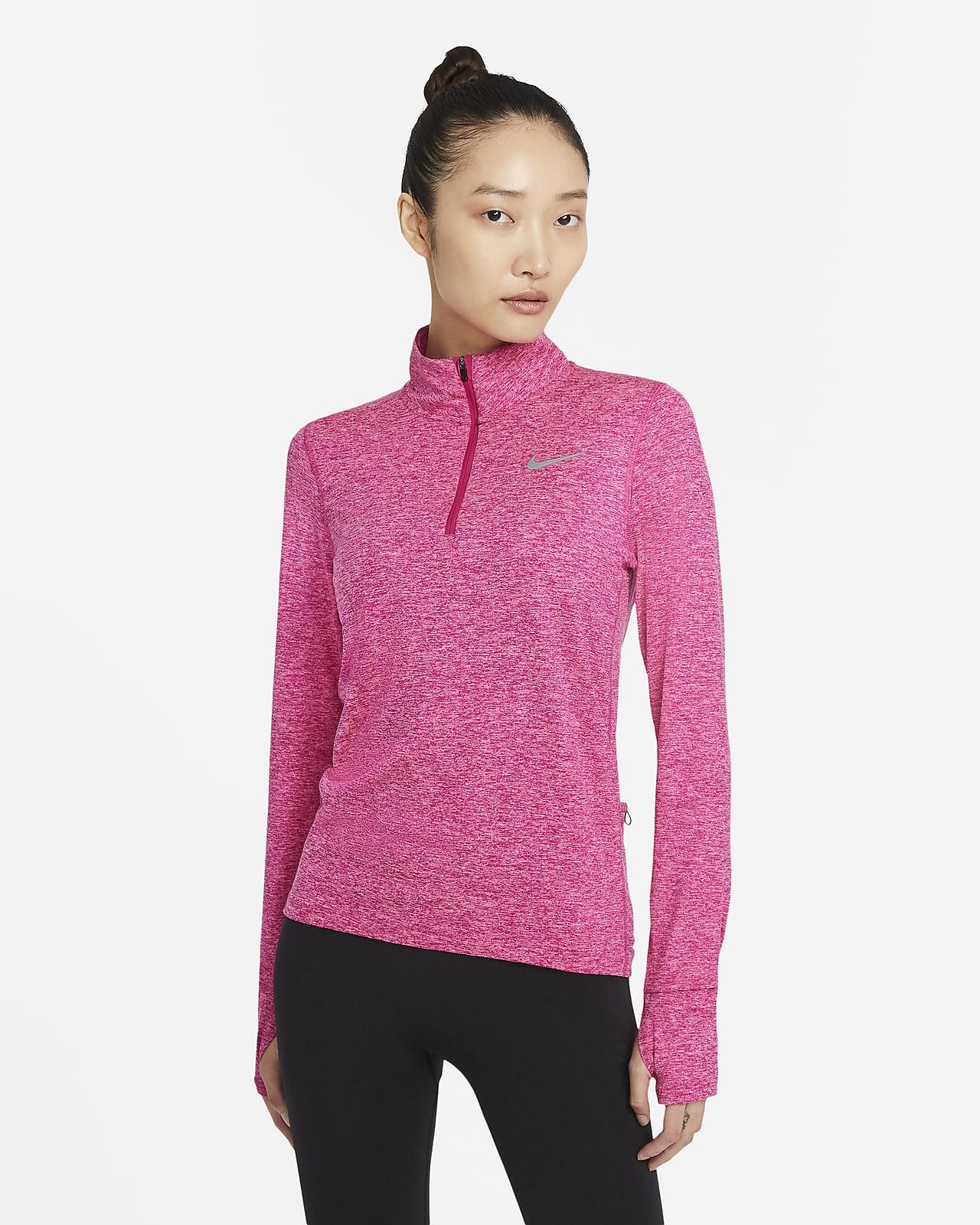 Nike Laufoberteil mit Halbreißverschluss für Damen