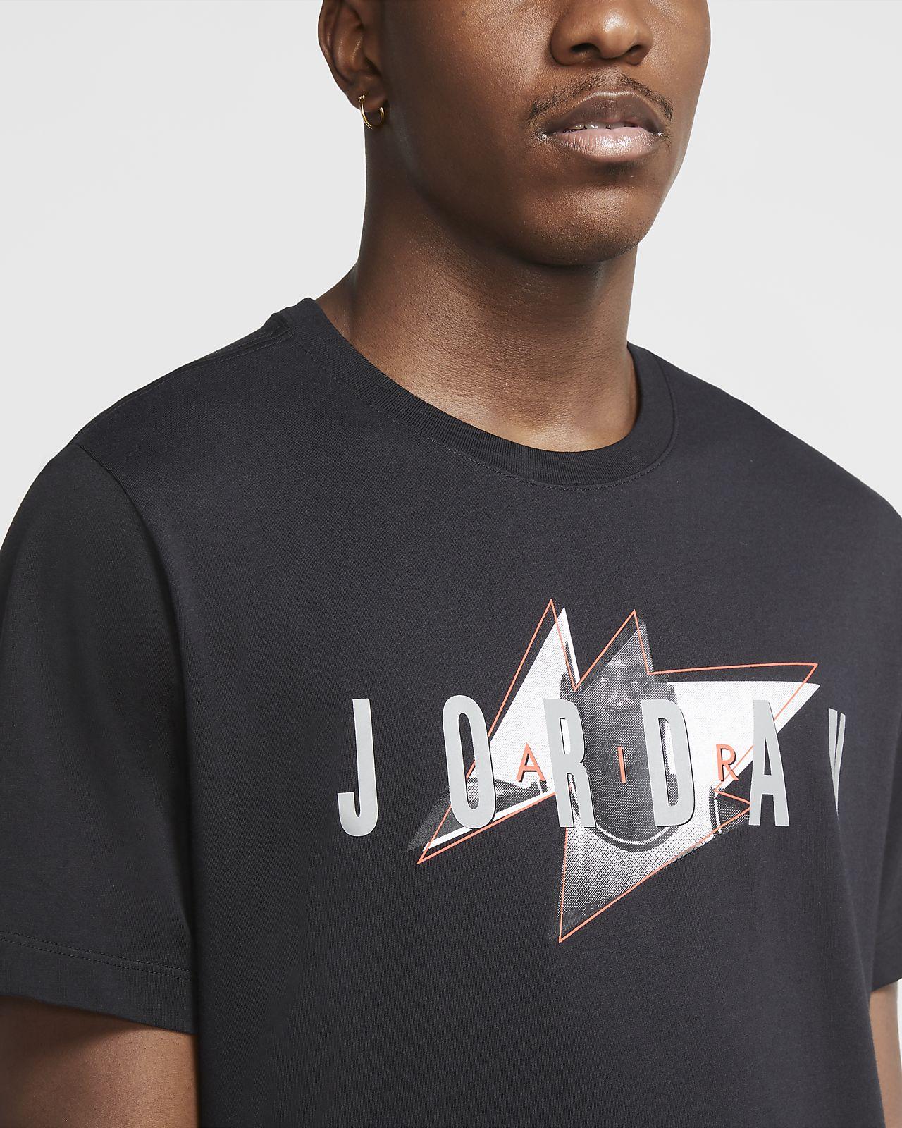 Jordan T shirt met graphic voor heren. Nike NL