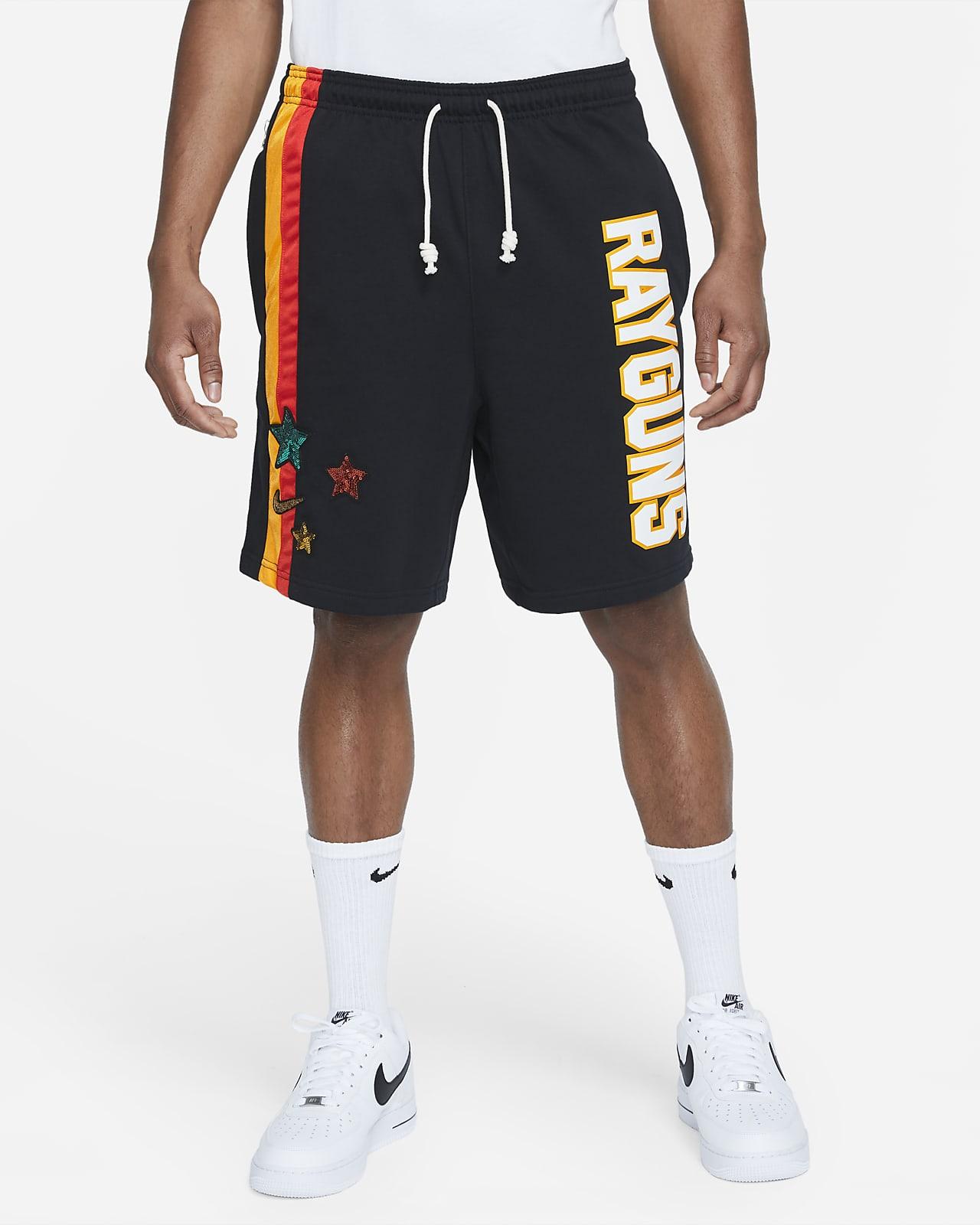Shorts de básquetbol premium para hombre Nike Dri-FIT Rayguns