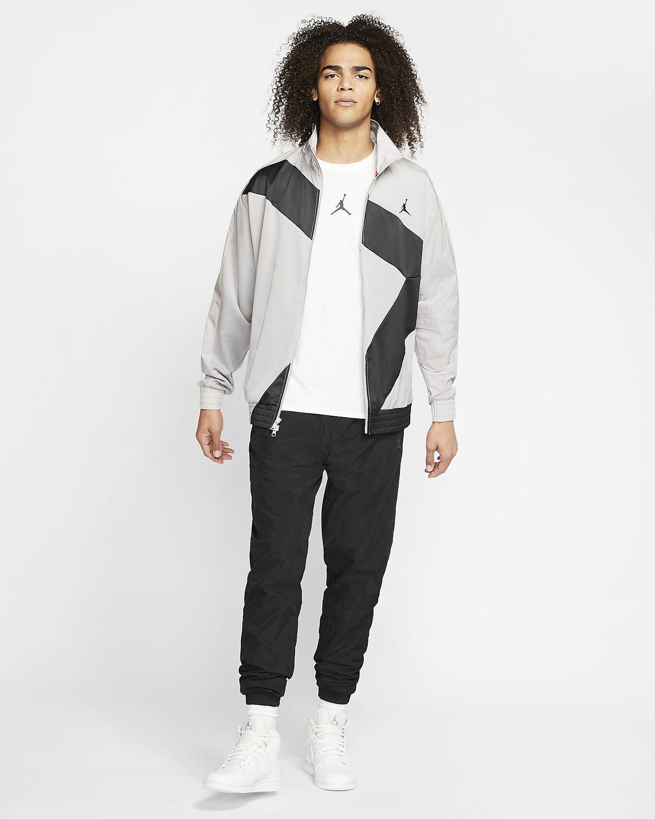 Nike Womens Sportswear Nike Sportswear Jacket Atmosphere Grey