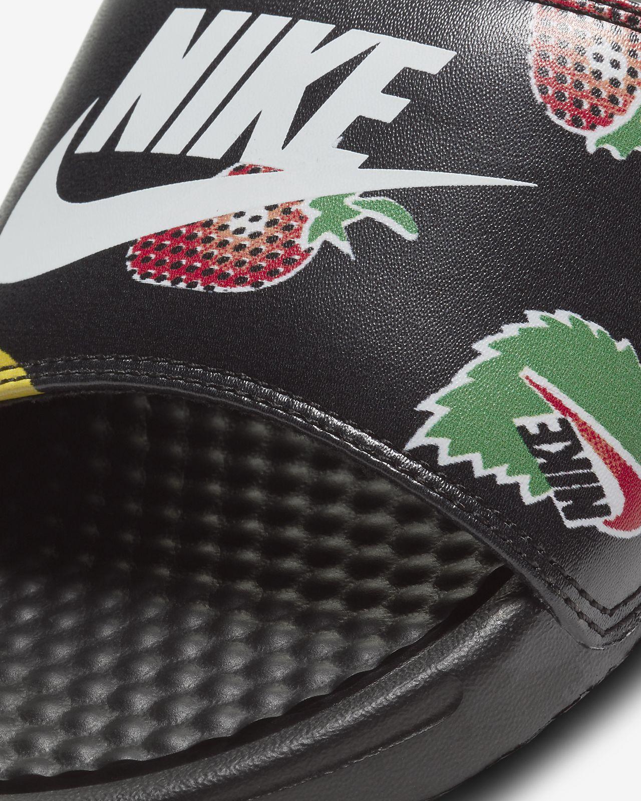 Nike Benassi Jdi Floral Women S Slide Nike Id