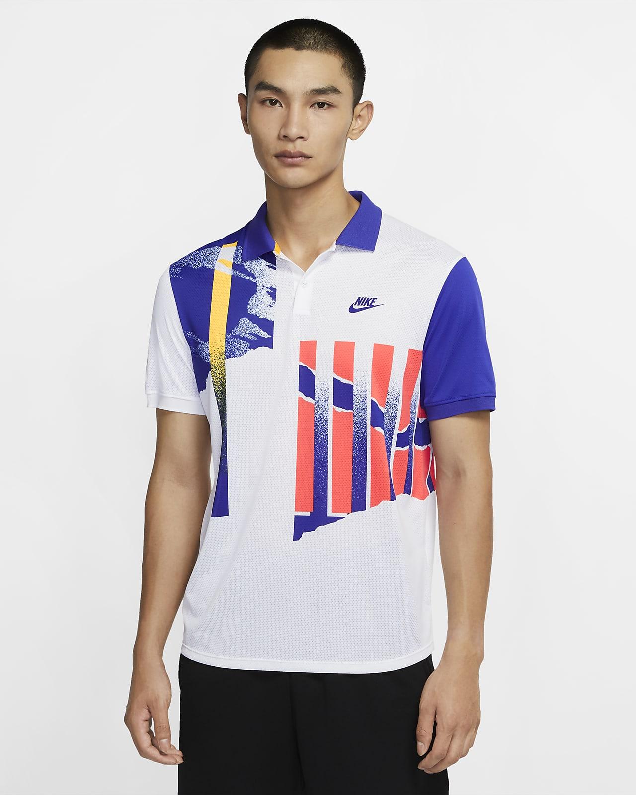 NikeCourt Advantage Men's Tennis Polo