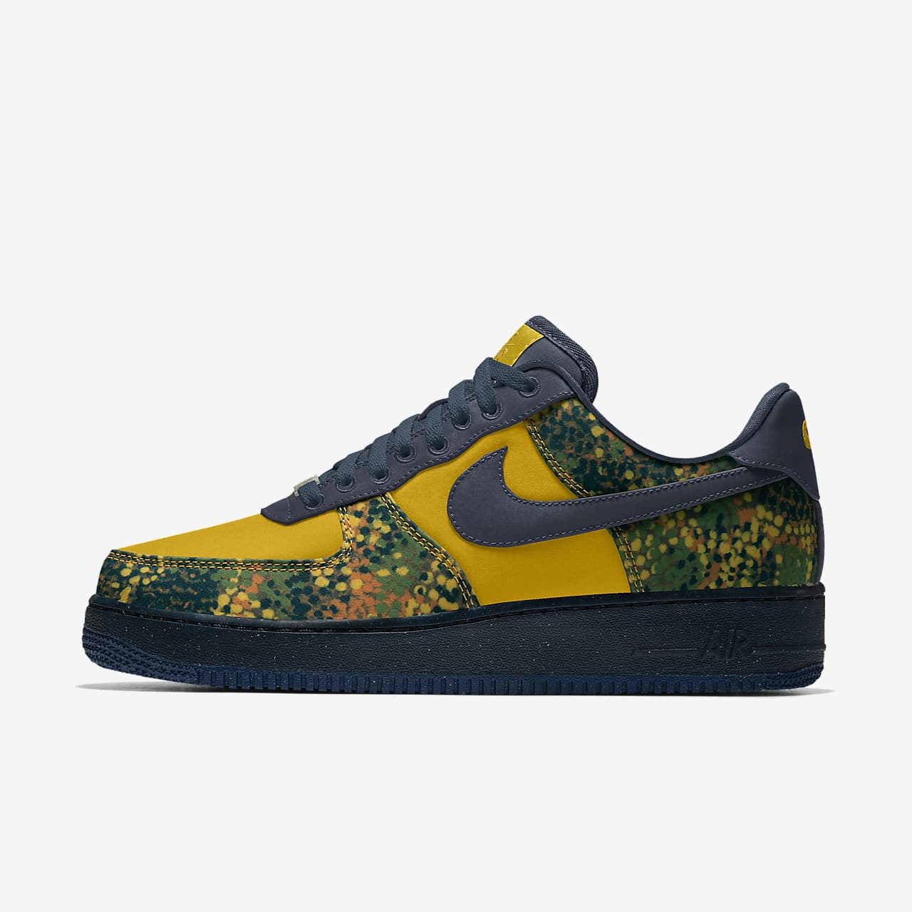 Scarpa personalizzabile Nike Air Force 1 Low By You Uomo