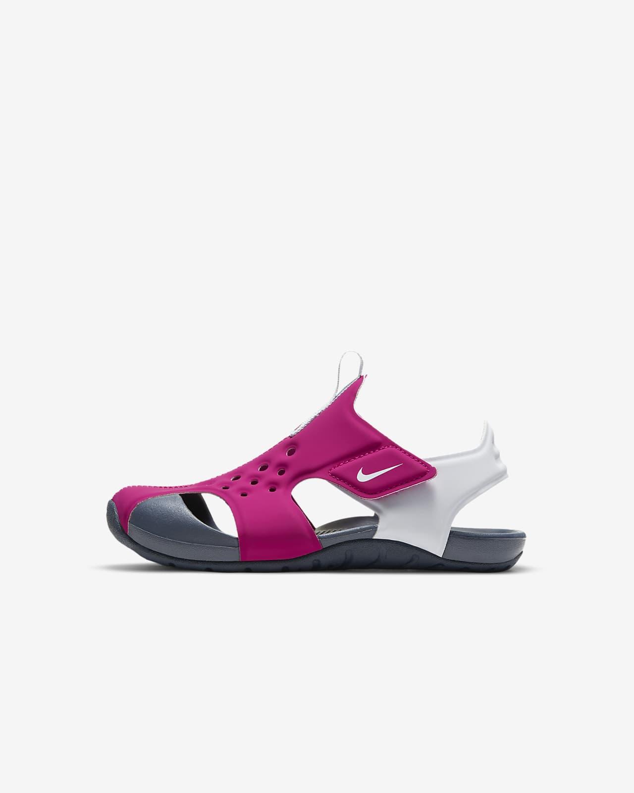 Nike Sunray Protect 2 Sandale für jüngere Kinder