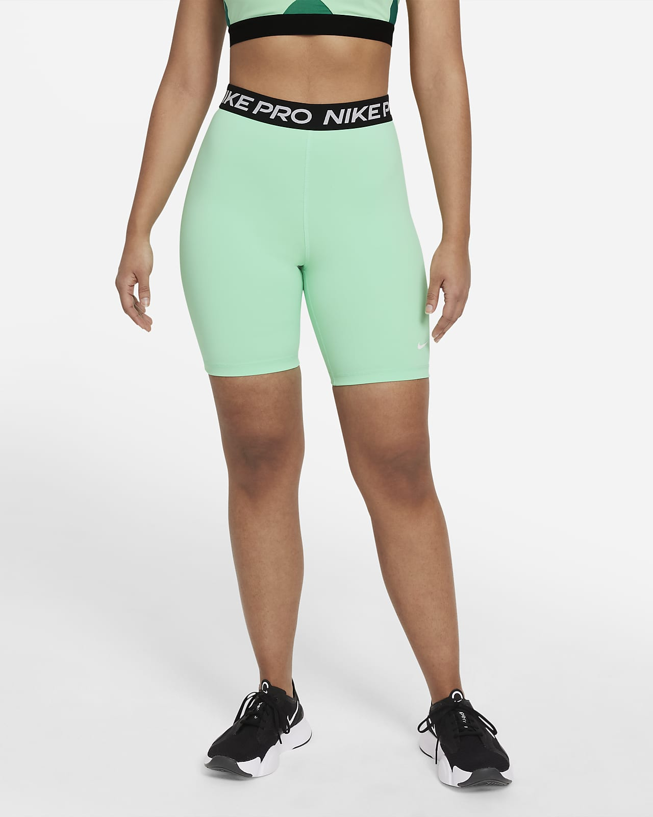 "Nike Pro 365 Women's High-Rise 7"" Shorts"
