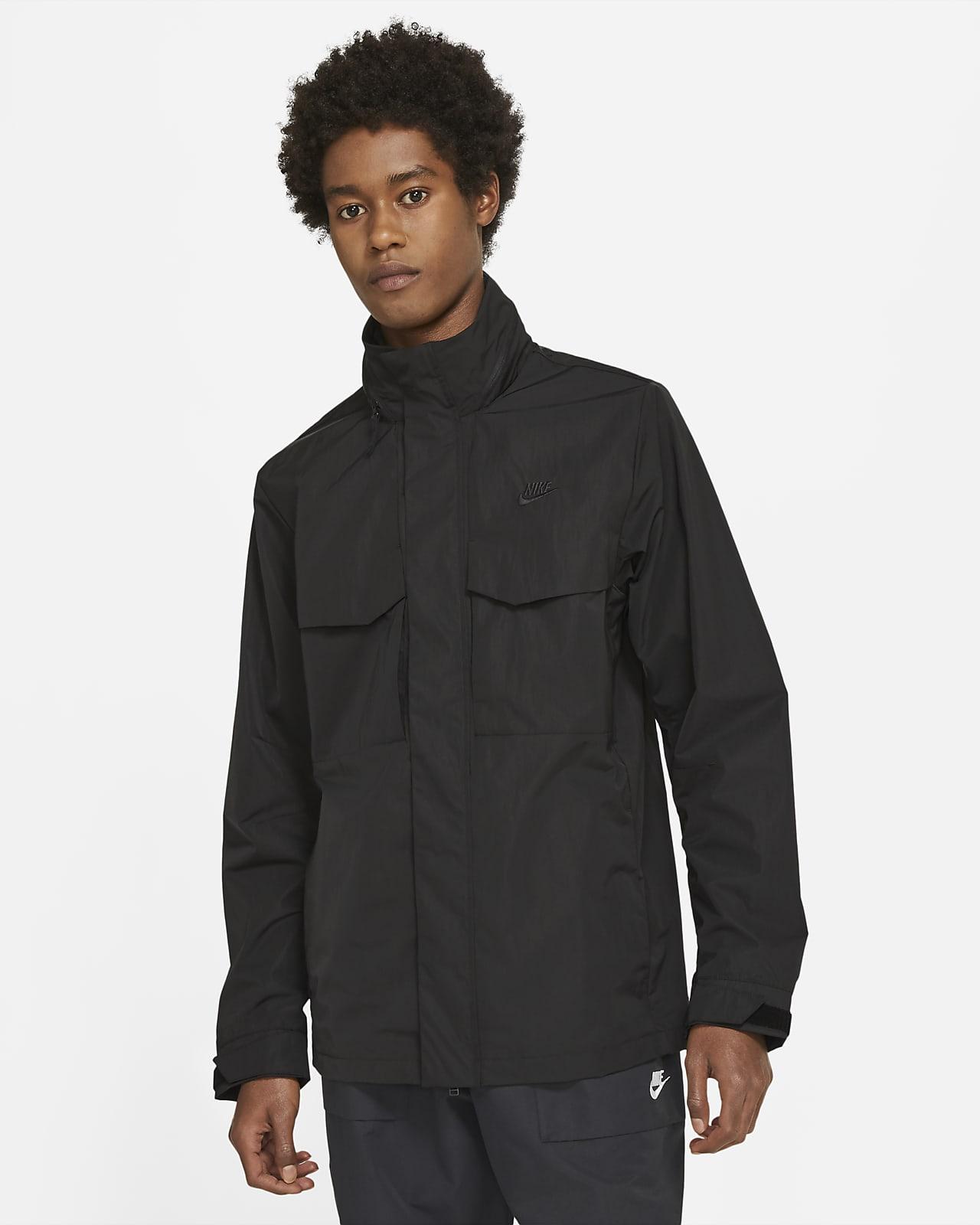 Fodrad jacka Nike Sportswear Premium Essentials M65 för män