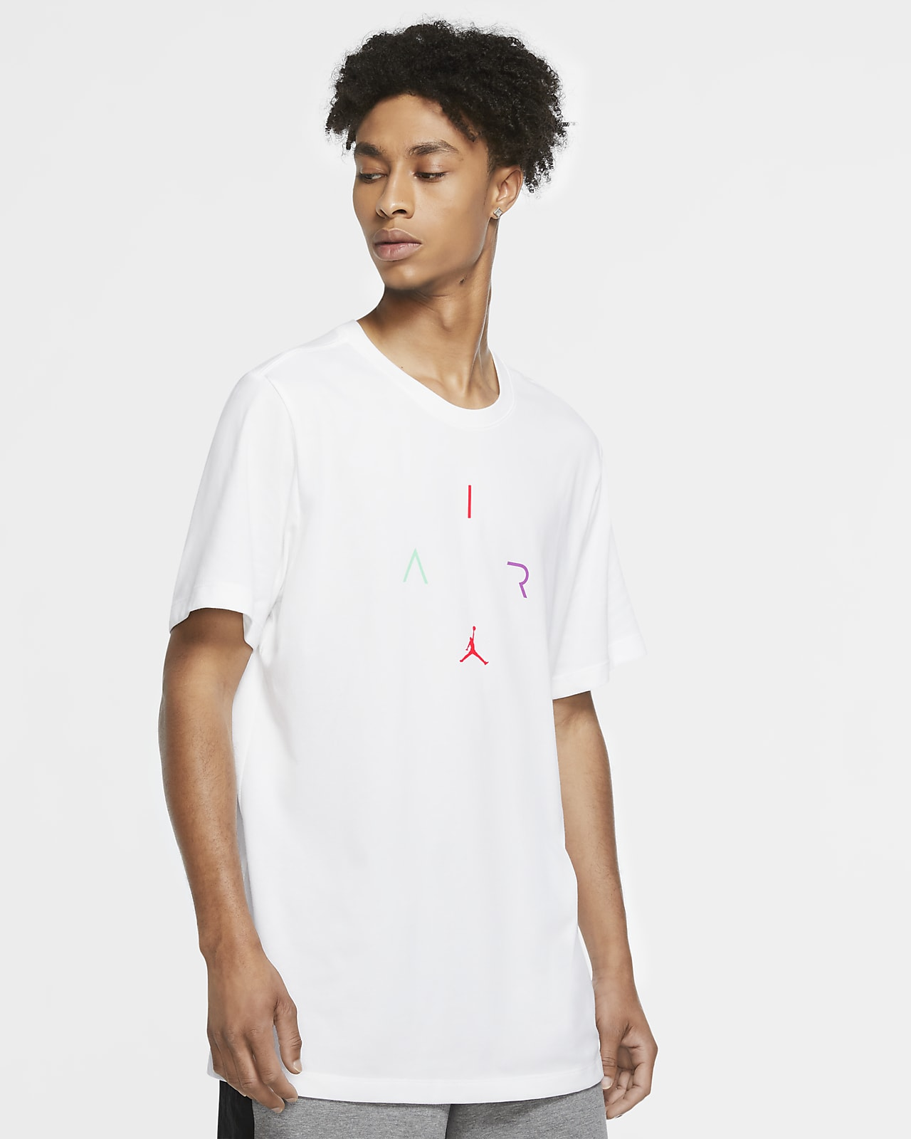 Jordan Air 男款短袖圓領上衣