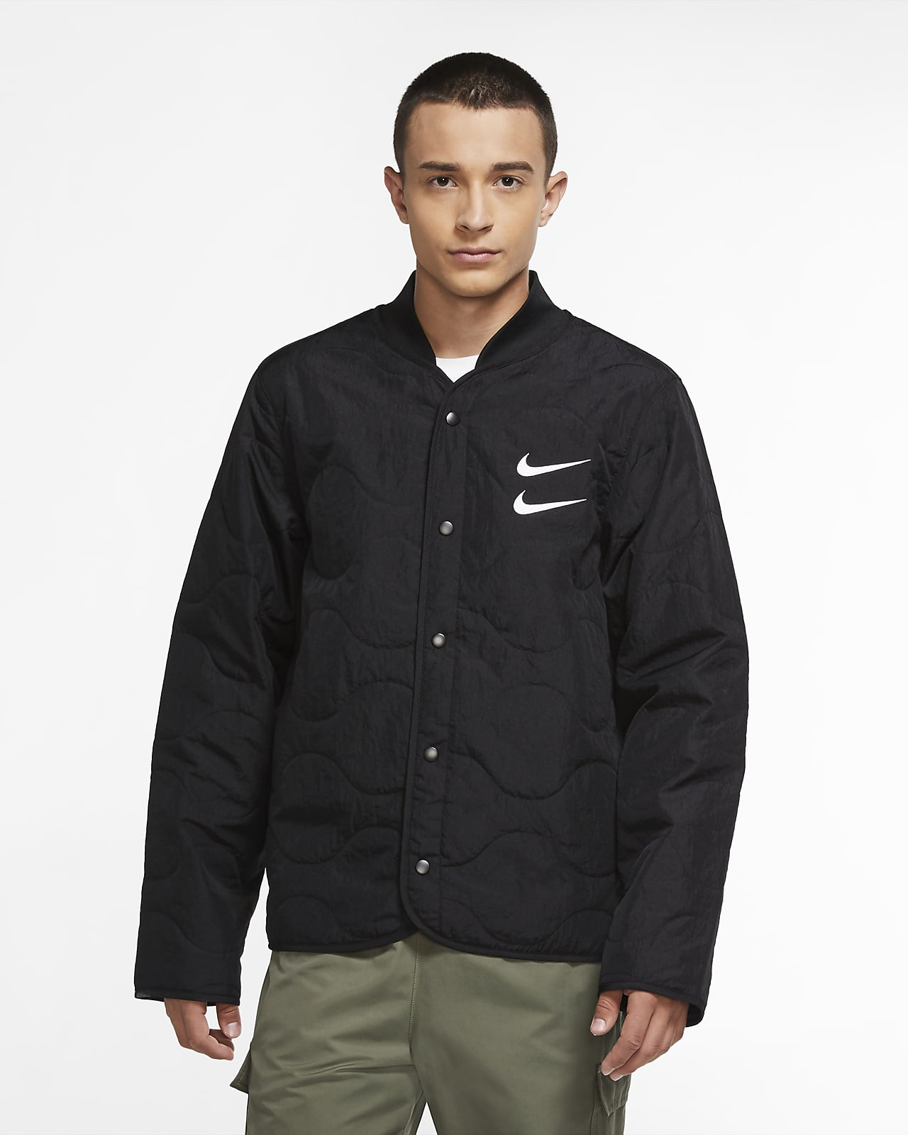 Nike Sportswear Swoosh Men's Quilted Jacket