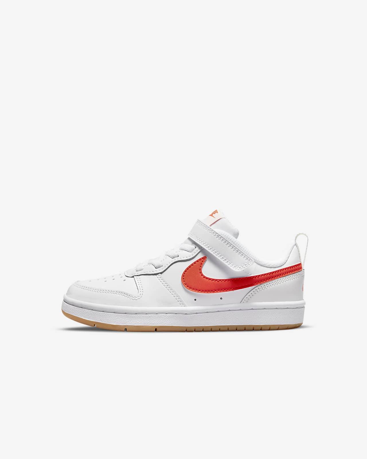 Nike Court Borough Low 2 Younger Kids' Shoe