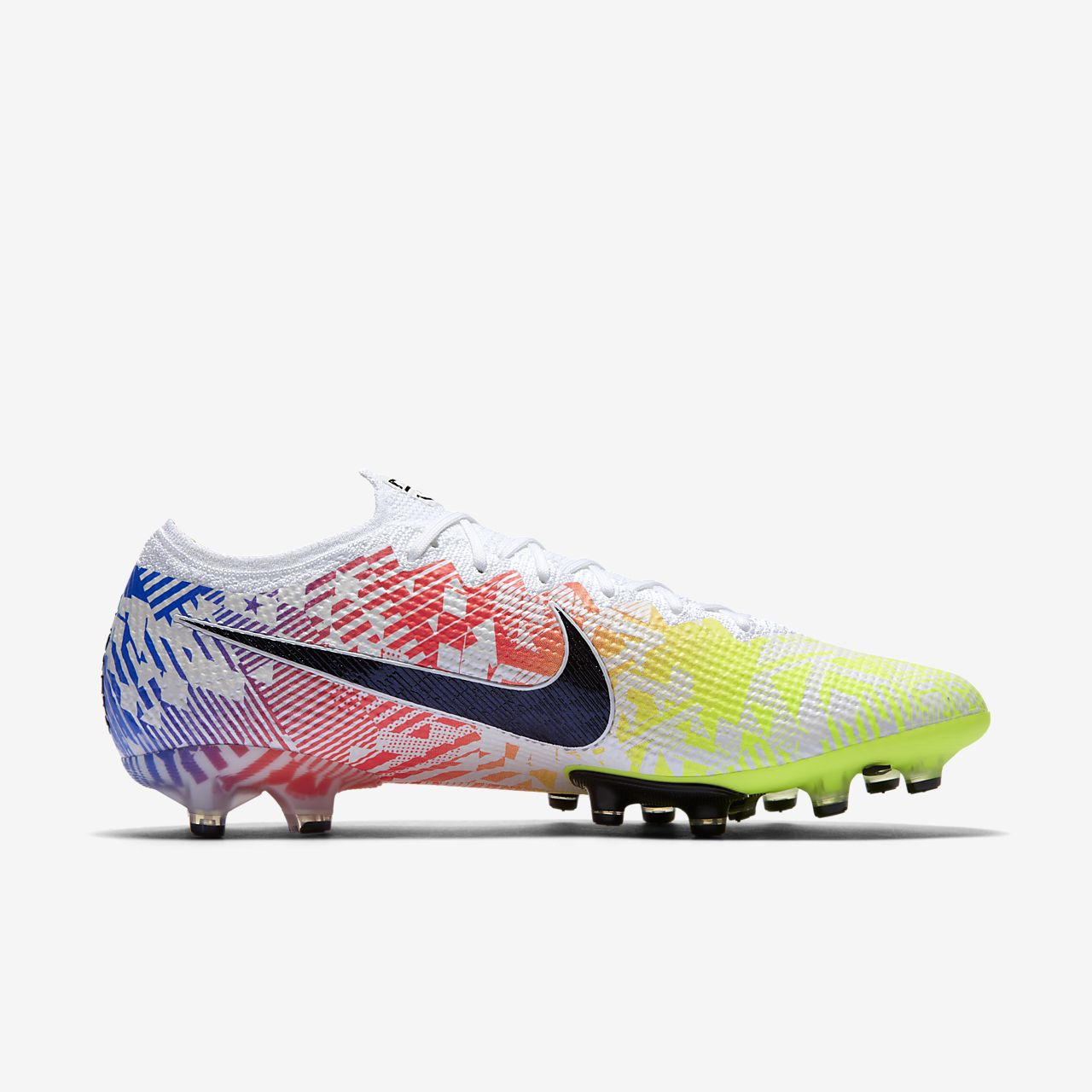 Nike Mercurial Vapor 13 Elite Neymar Jr. AG PRO fotballsko til kunstgress