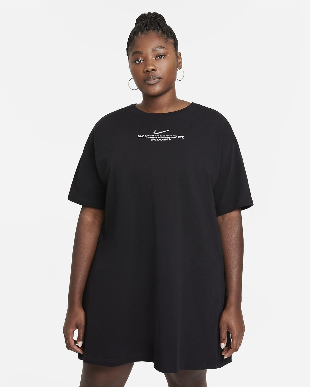 Robe Nike Sportswear Swoosh pour Femme (grande taille)
