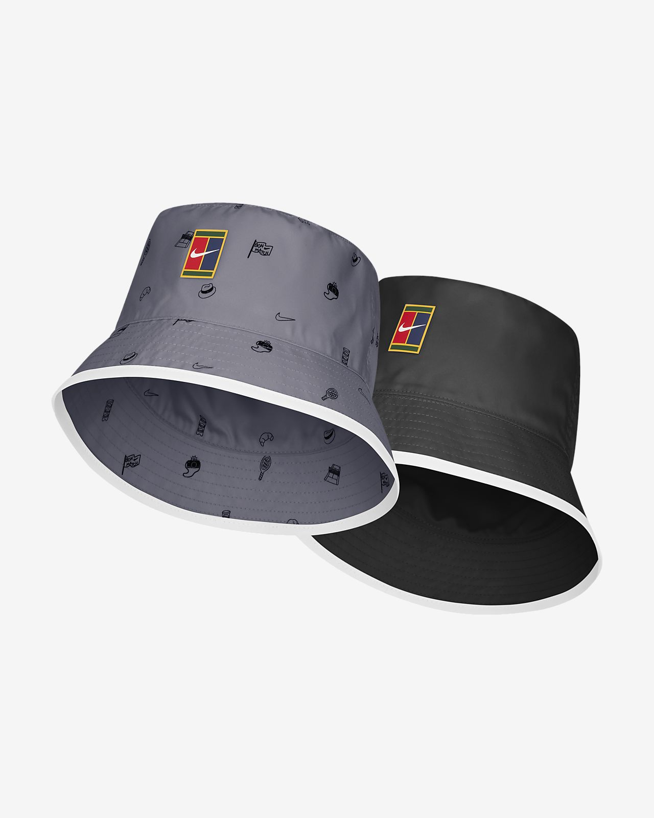 NikeCourt wendbarer Tennis Bucket Hat