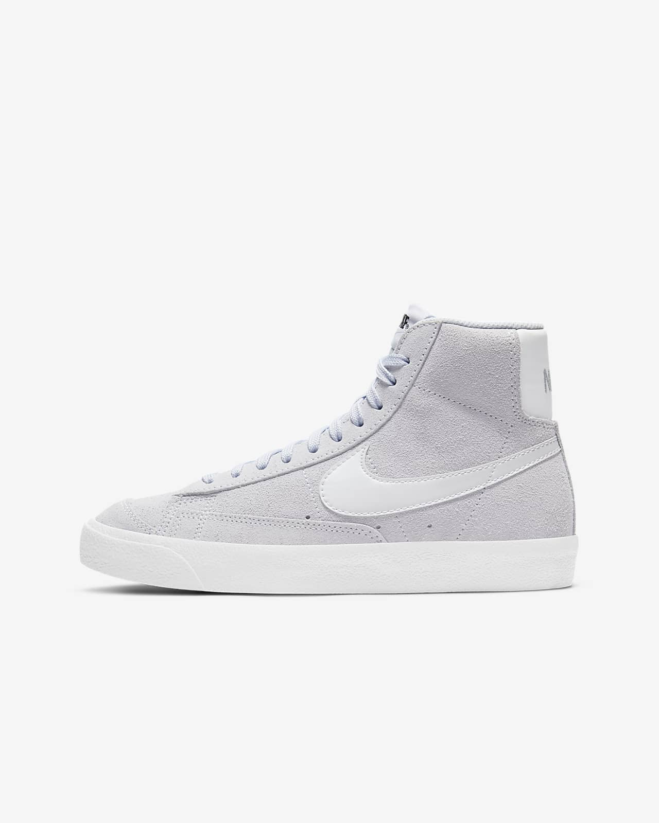 Nike Blazer Mid '77 Suede Big Kids' Shoe