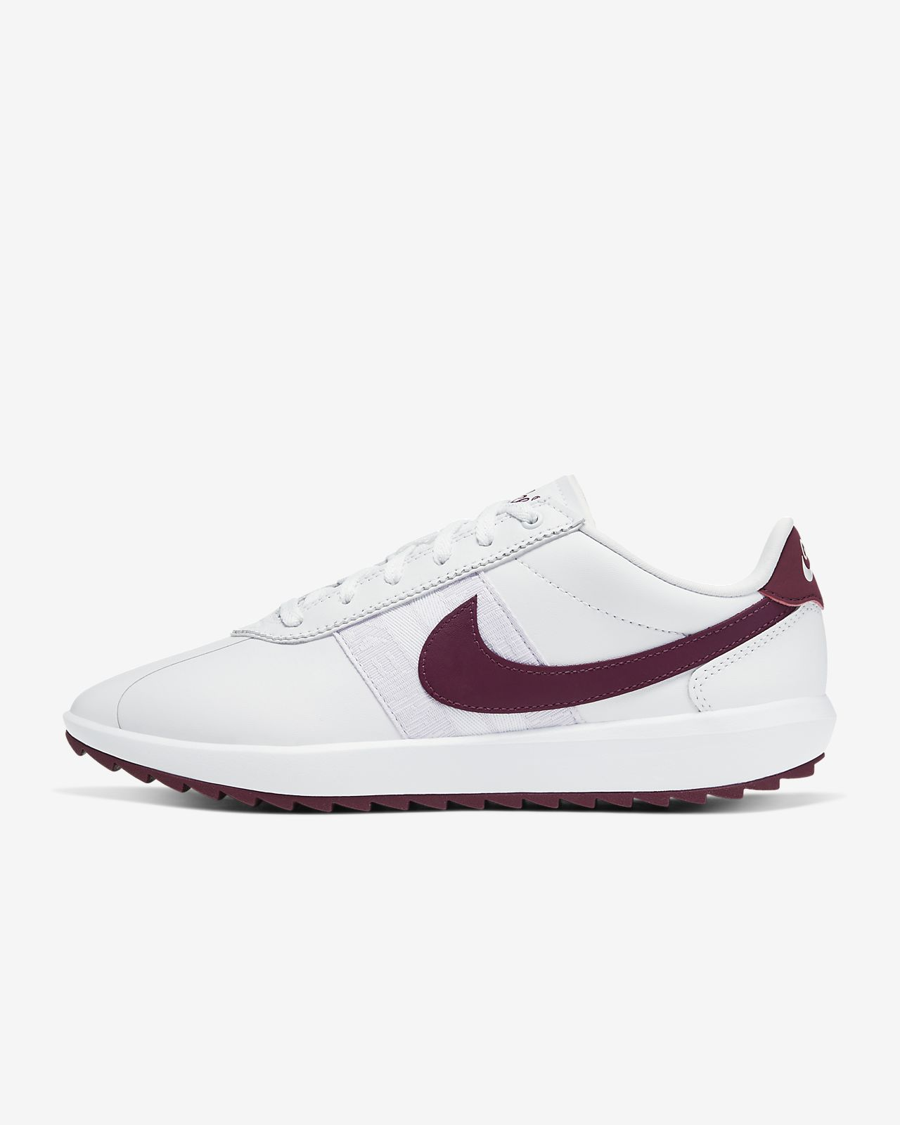 Chaussure de golf Nike Cortez G pour Femme