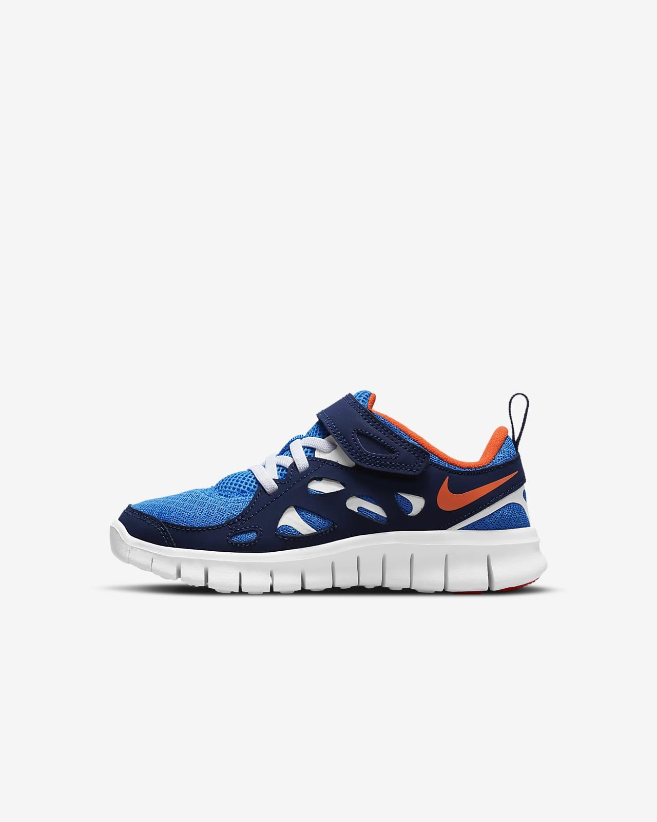 Nike Free Run 2 Little Kids' Shoes