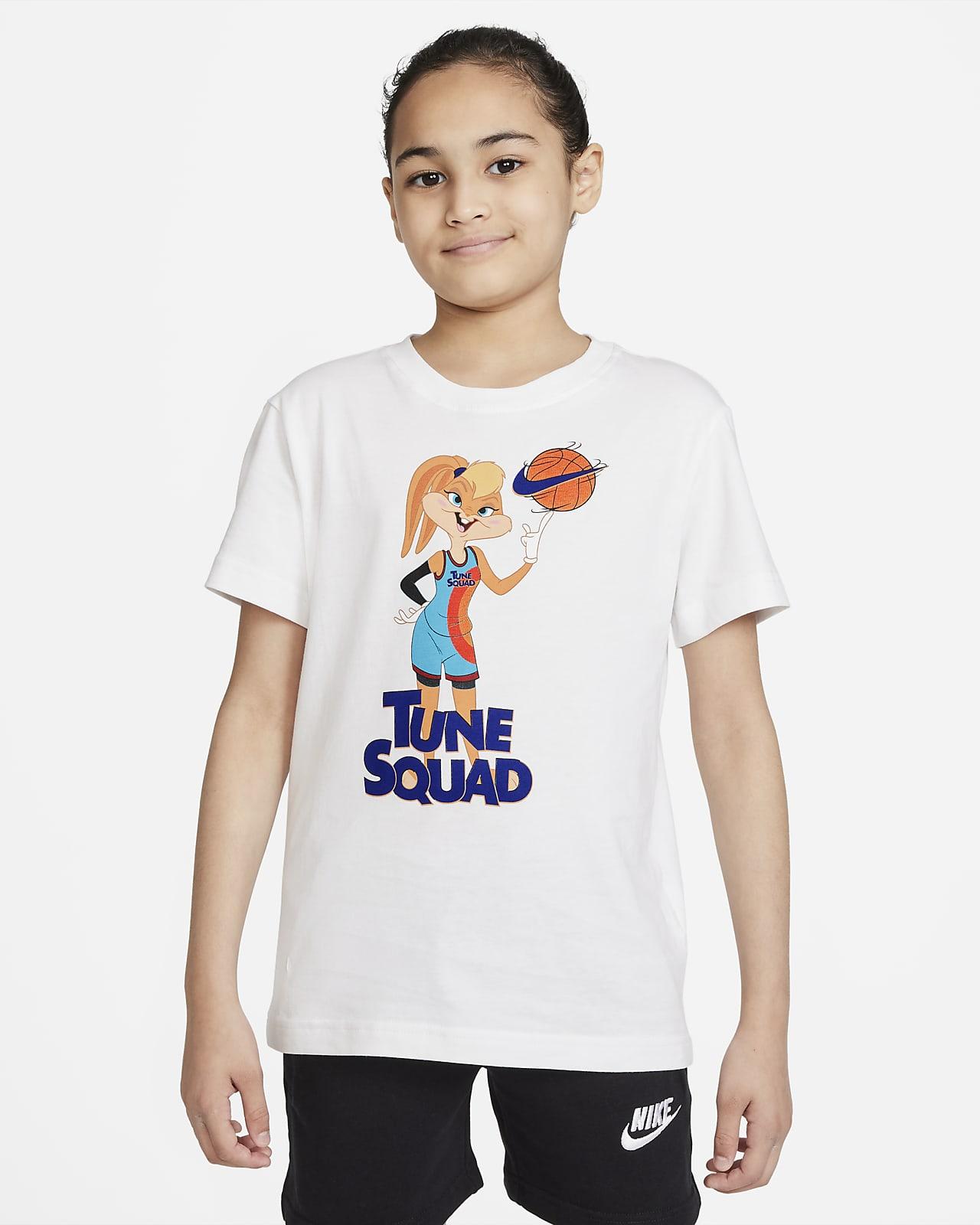 Nike Sportswear x Space Jam: A New Legacy Camiseta - Niña
