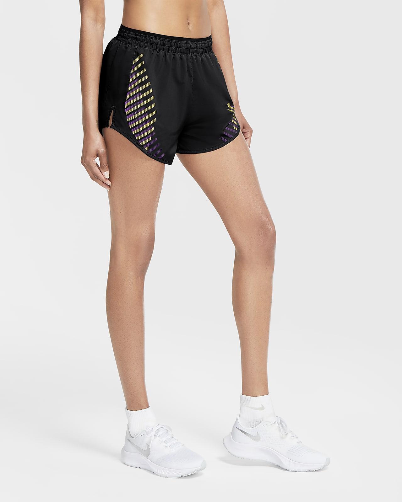 Nike Tempo Luxe 女款跑步短褲