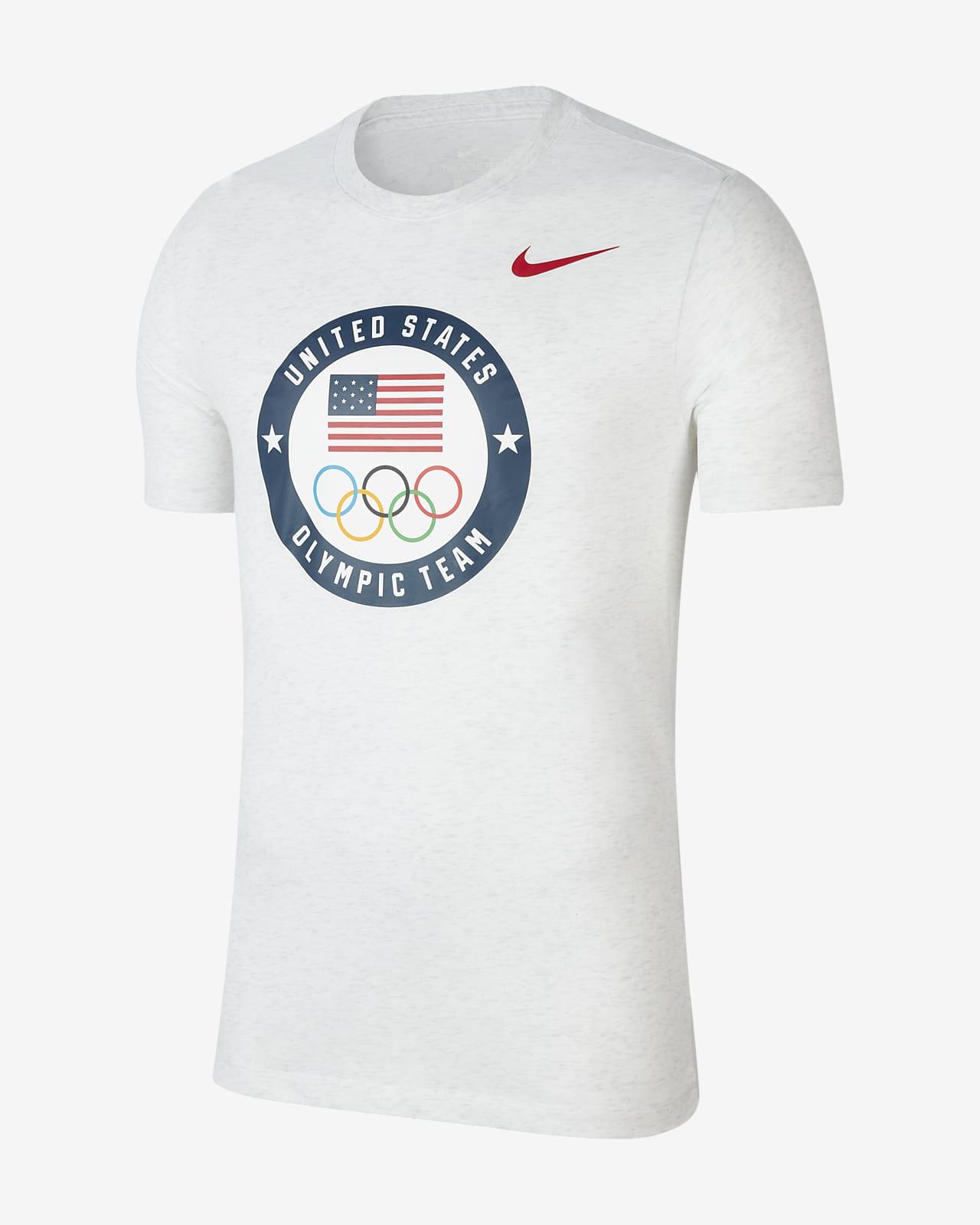Nike Team USA Men's Training T-Shirt