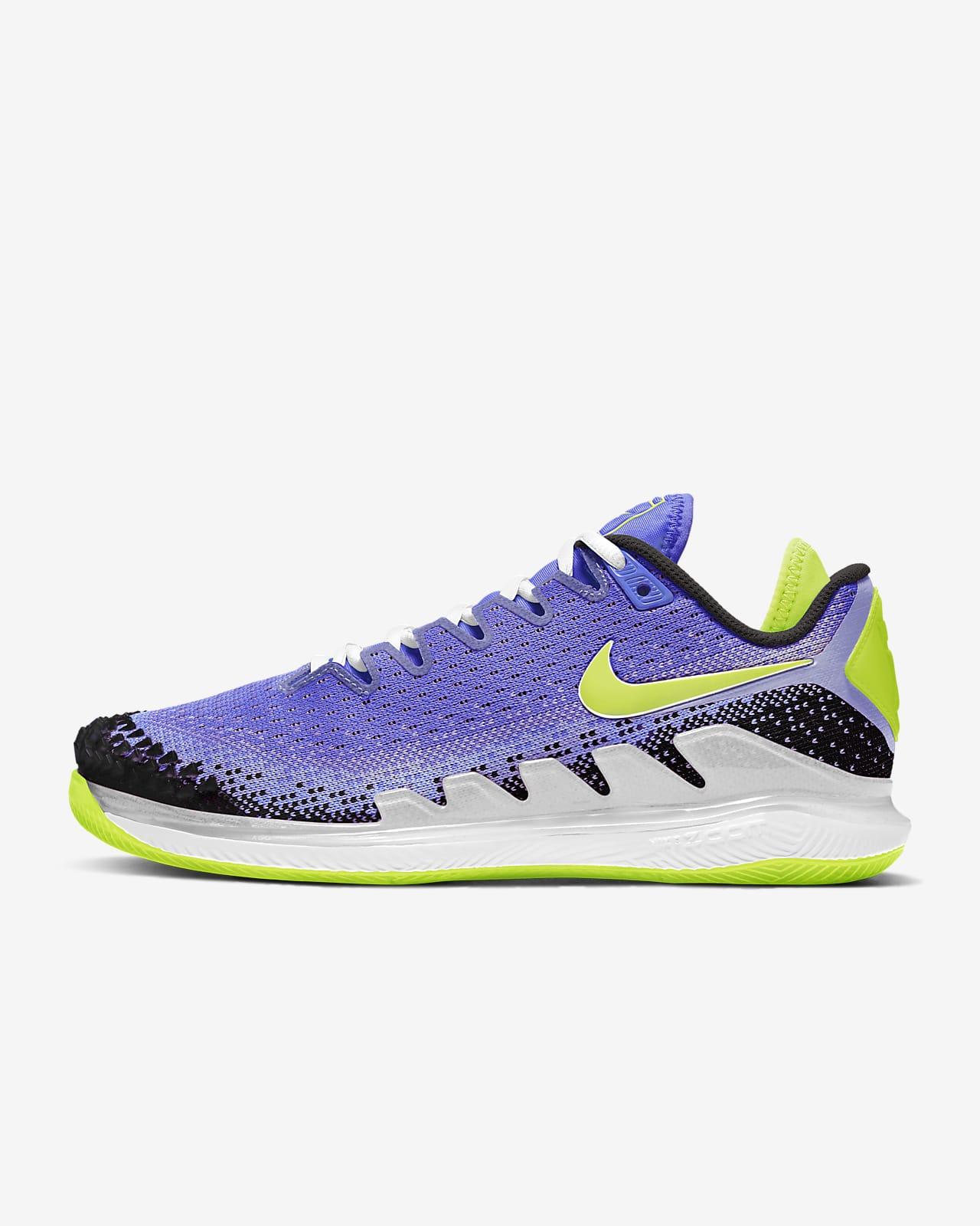 NikeCourt Air Zoom Vapor X Knit-hardcourt-tennissko til kvinder